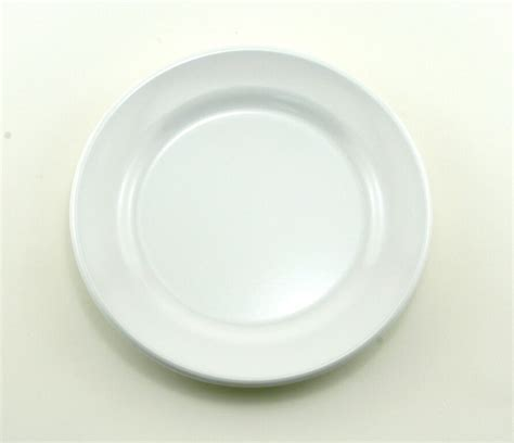 "Melamine 10"" Dinner Plate (Solid Colors)"