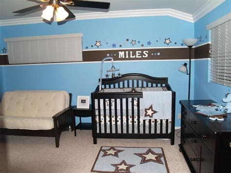 Baby Boy Nursery Paint Color Ideas Thenurseries