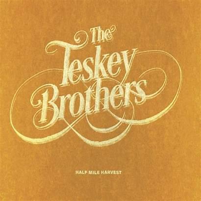 Teskey Brothers Mile Half Harvest Cd Album