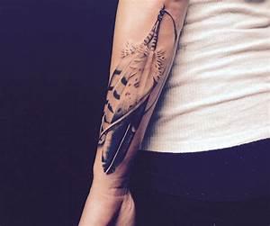 Tatouage Plume Poignet : dessin de tatouage plume kolorisse developpement ~ Melissatoandfro.com Idées de Décoration