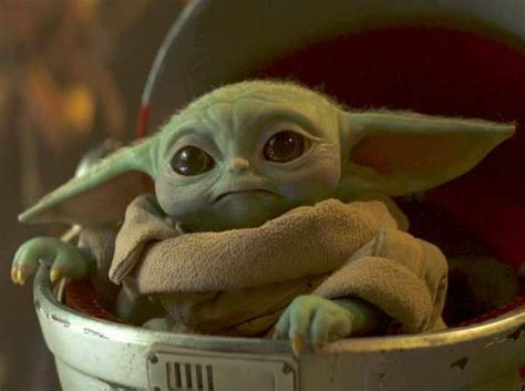 Baby Yoda is the new 'nope' meme thanks to the ...