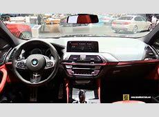 2019 BMW X4 30i xDrive at 2018 Geneva Motor Show