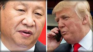 CHINESE PRESIDENT ISSUES WARNING TO PRESIDENT-ELECT TRUMP ...