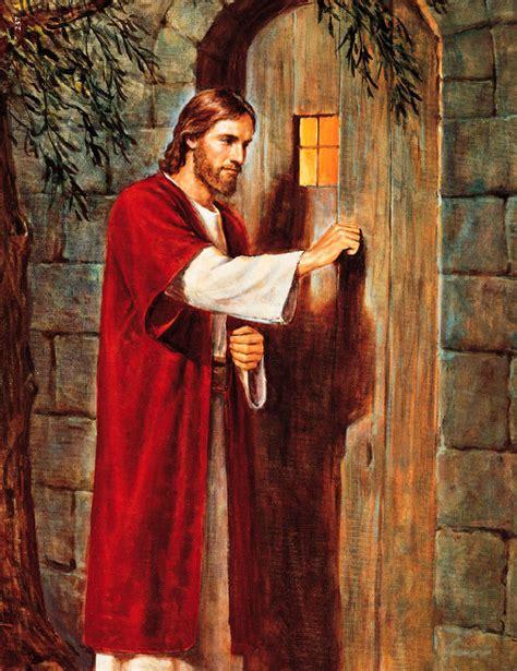 jesus knocking at the door painting jesus of nazareth photo gallery 1
