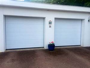 pose et reparation de portes de garage sur mesure en moselle With reparation porte garage