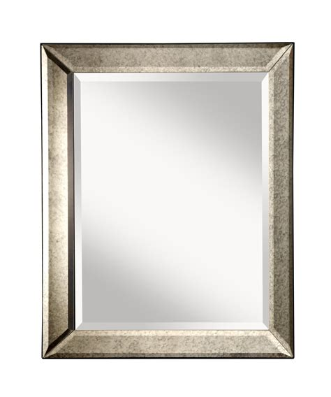 murray feiss mr1141 antiqua rectangular wall mirror