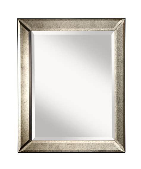 Murray Feiss Bathroom Mirrors by Murray Feiss Mr1141 Antiqua Rectangular Wall Mirror