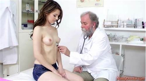 Older Woman And Student Macho #Old #Doctor #Bangs #A #Beautiful #Teen #Girl