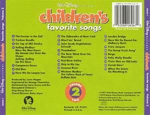 Disney Children's Favorites Songs, Vol. 2 - Disney ...
