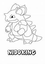 Pokemon Emerald Gender Coloring Nidoking Quiz Advance Boy Message Same Different sketch template