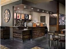 Westin Indianapolis, Starbucks Interior Photography Josh