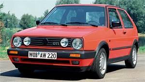 1989 Volkswagen Golf Gti 3-door