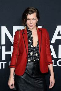 Milla Jovovich Archives - Page 2 of 6 - HawtCelebs ...