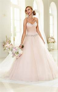 wedding dresses designer ball gown wedding dress With stella york moscato wedding dress