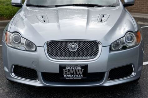Sell Used Xfr Supercharged 5.0l W/nav Red/black Leather