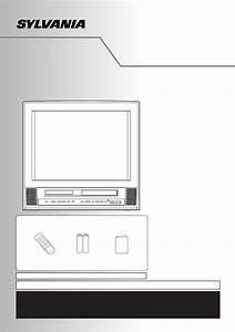 Sylvania Dvd Vcr Combo 6724fdg User Guide