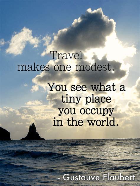 Gustave Flaubert Quotes Travel