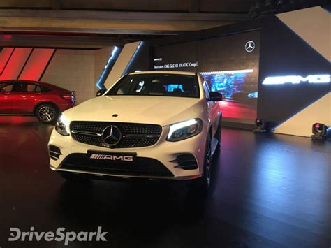 Amg glc 43 coupe car price in new delhi. 2017 Mercedes-Benz GLC 43 AMG Coupe Launched In India - Launch Price, Images, Specifications And ...