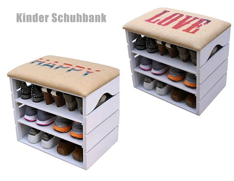 Sitzbank Für Kinder by Schuhbank Sitzbank F 252 R Kinder G 252 Nstig Kaufen
