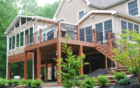 Surprisingly Deck House Designs by The 4 Best Ways To Use The Space A Deck St Louis
