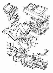 Craftsman 502254260 Parts List And Diagram