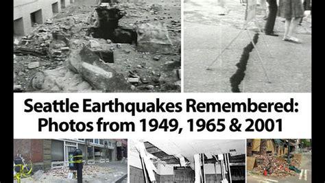 seattle earthquakes
