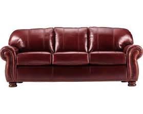 benjamin 3 seat sofa leather thomasville furniture