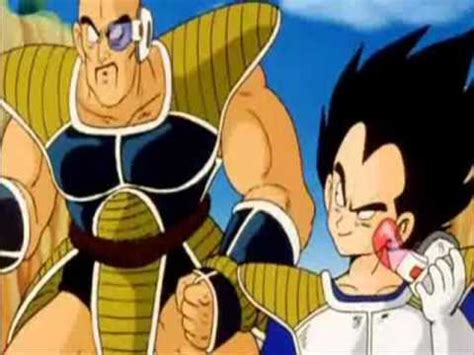 dragonball  abridged vegeta  nappas adventure pt