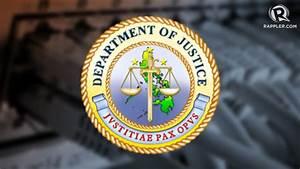 Department Of Justice Logo Philippines