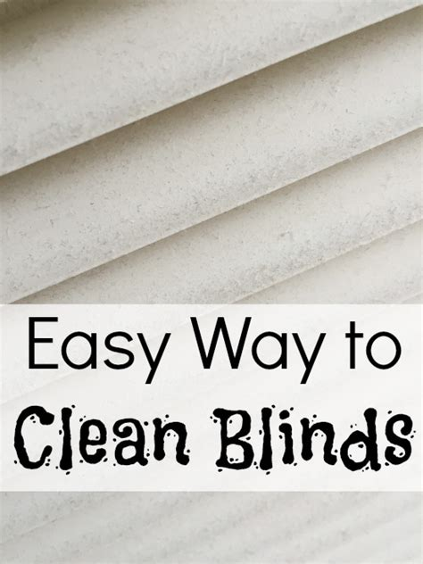 how to clean l shades cleaning tip tuesday cleaning blinds lemons lavender