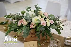 Fleurs Pour Mariage : fleurs champetre pour mariage zenika ~ Dode.kayakingforconservation.com Idées de Décoration