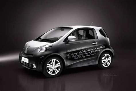 designer car wraps toyota iq vinyl designs