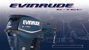 Evinrude E Tec 30hp  30 Hp  Repair Manual Download U2019