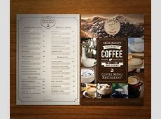 22+ Coffee Menu Templates Free PSD, EPS, Illustrator PNG