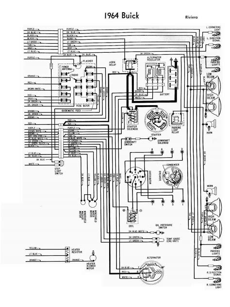 Buick Car Manuals Wiring Diagrams Pdf Fault Codes