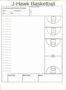high school basketball practice plan template practice With basketball practice planner template