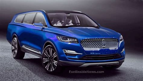 2019 Lincoln Aviator May Well Revisit Since Mkt Substitute