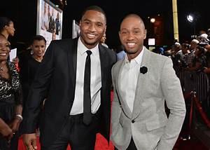 Trey Songz and Terrence J. - blackfilm.com/read ...