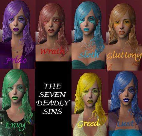 Deadly Sins Makeup Ideas Mugeek Vidalondon