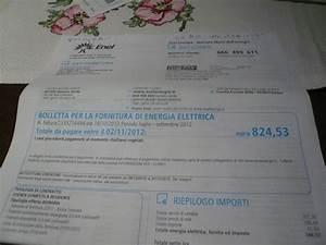 Fax Pagamento Bolletta Enel Energia blogbacka