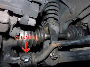 Probably Dumb Question  End Links And Stabilizer Bushings