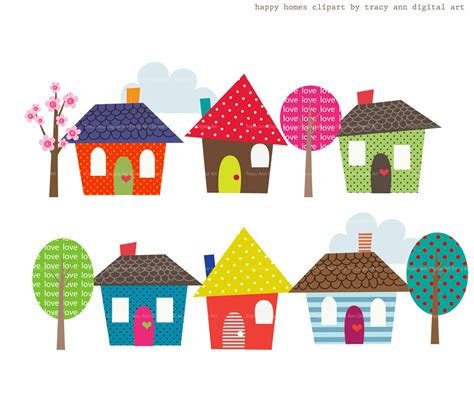 House Clip Art Free Welcome Home