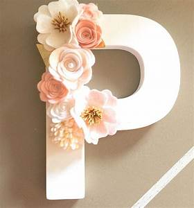 the 25 best flower letters ideas on pinterest diy party With decorative letters with flowers