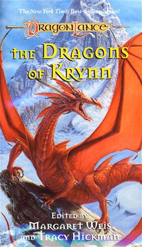 dragons  krynn dragonlance dragons   margaret weis