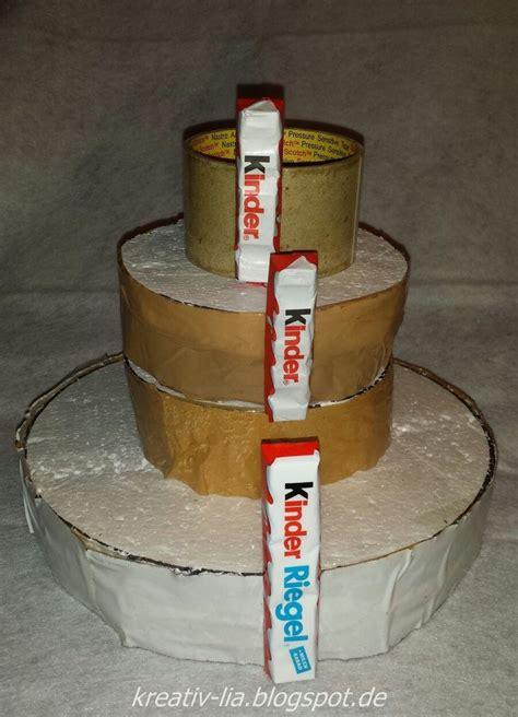 torte aus süßigkeiten basteln 3 st 246 ckige torte aus kinderschokolade endlich 18 jahrelang haben wir treuepunkte