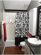 Bathroom Decorations by Black And White Bathroom Decor Ideas HGTV Pictures HGTV