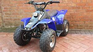 Brand New Kazuma Meerkat 50cc Childs Quad Bike For Kids