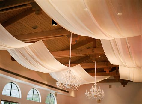 Ceiling Fabric Treatment