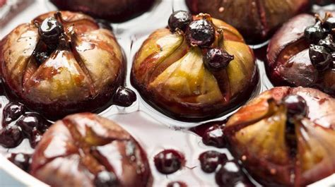 cuisiner les figues fraiches recettes avec des figues l 39 express styles