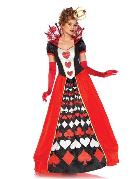 deguisement reine de coeur d 233 guisement reine de coeur femme deguise toi achat de d 233 guisements adultes